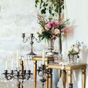 Assorted Single Candelabras