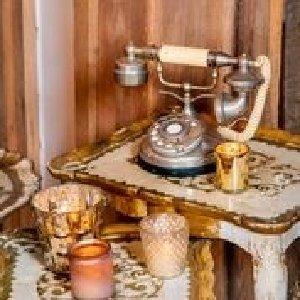 Vintage Hollywood Phone