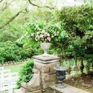 Assorted Garden Urns and Pedestals