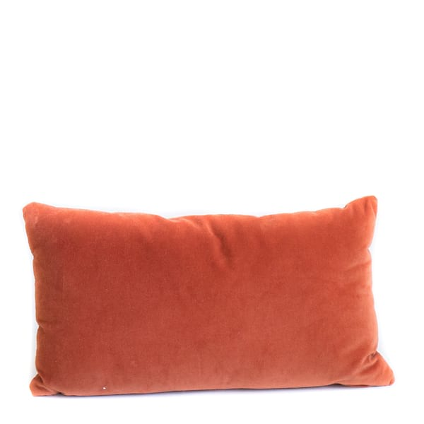 Pillow // Burnt Orange (sm)