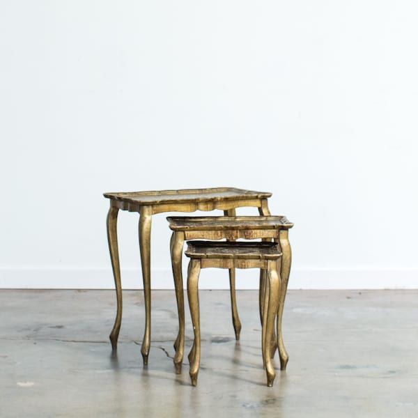 Ruby Nesting Tables