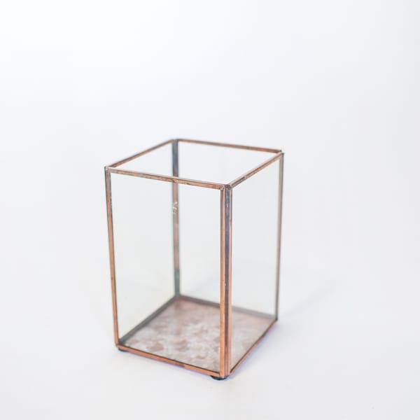 Copper Terarriums