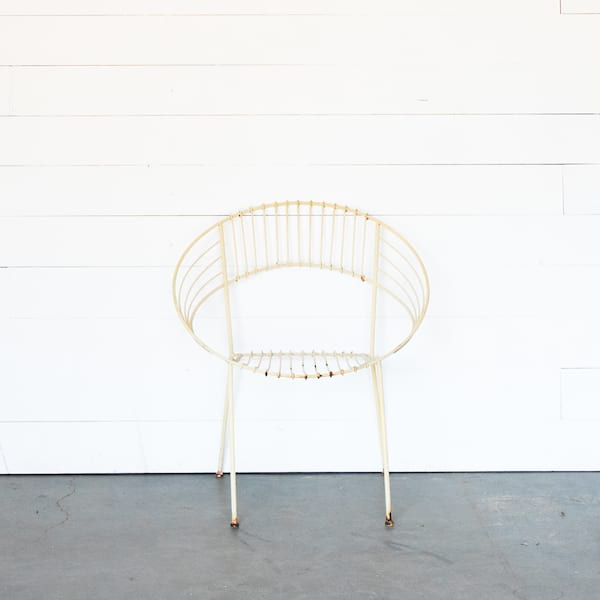 Wren Chair, Yellow
