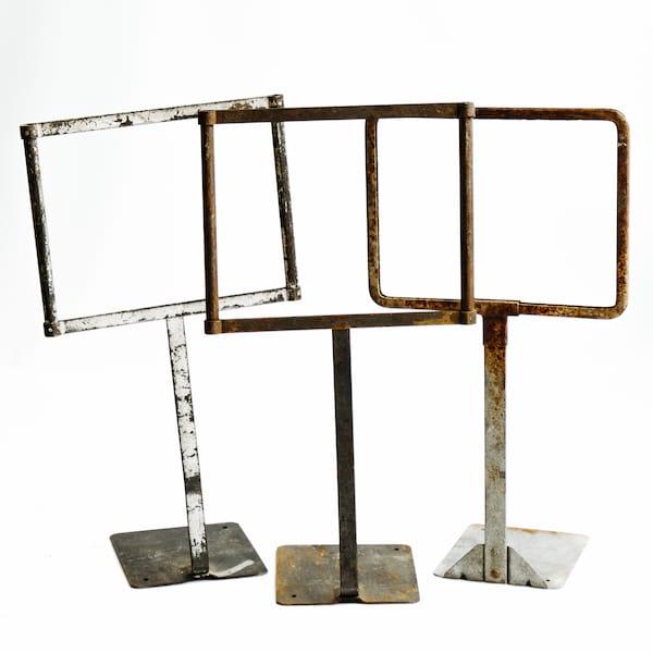 Vintage Table Number Stand (medium)