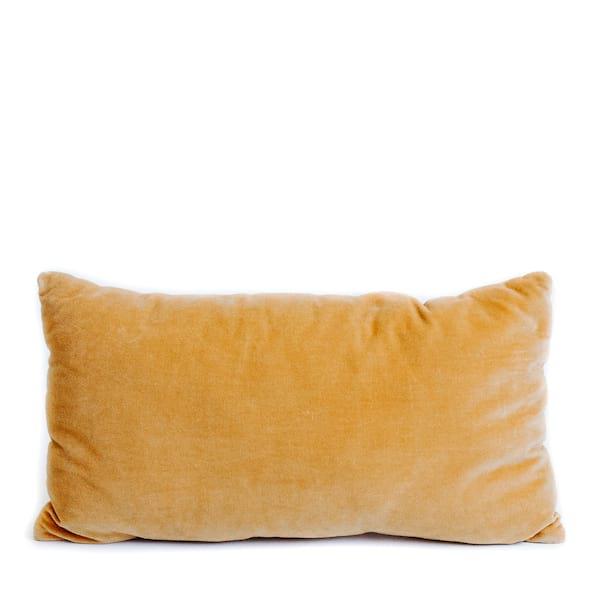 Pillow // Mustard Velvet