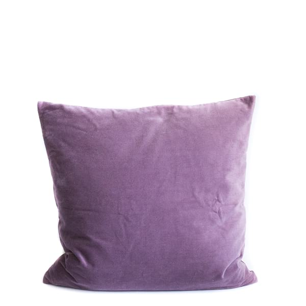 Pillow // Purple Heather Velvet