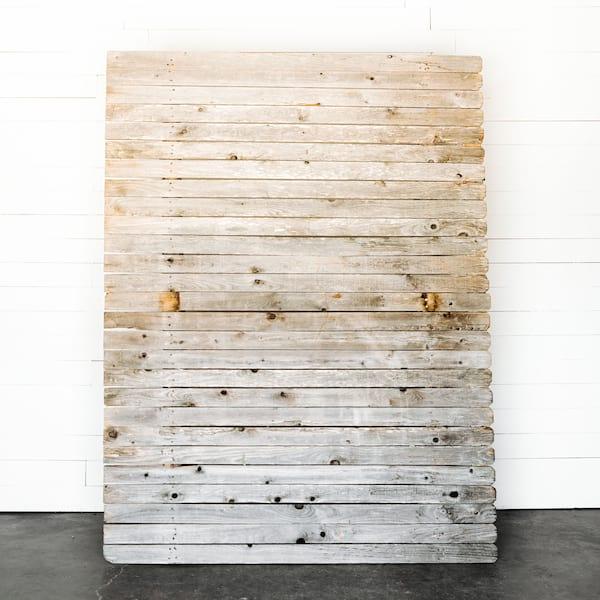 Tillery Wood Wall