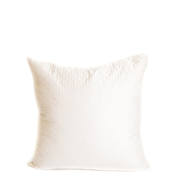 Pillow // Neutral Silk JigSaw