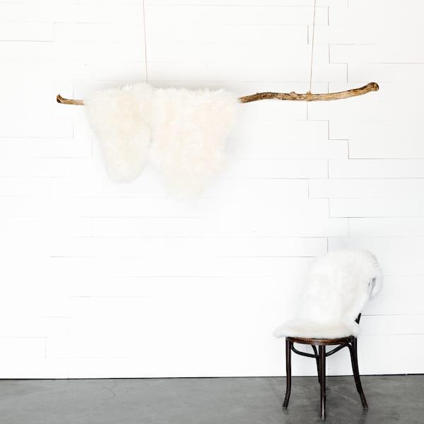 Sheepskin Rugs - Natural