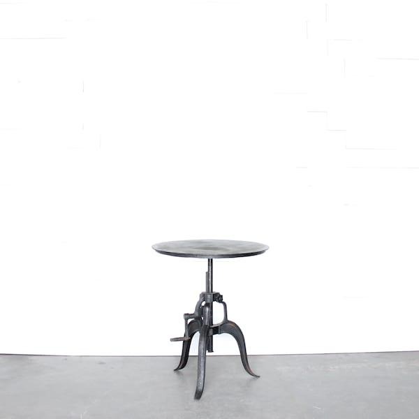 Briscoe Crank Table