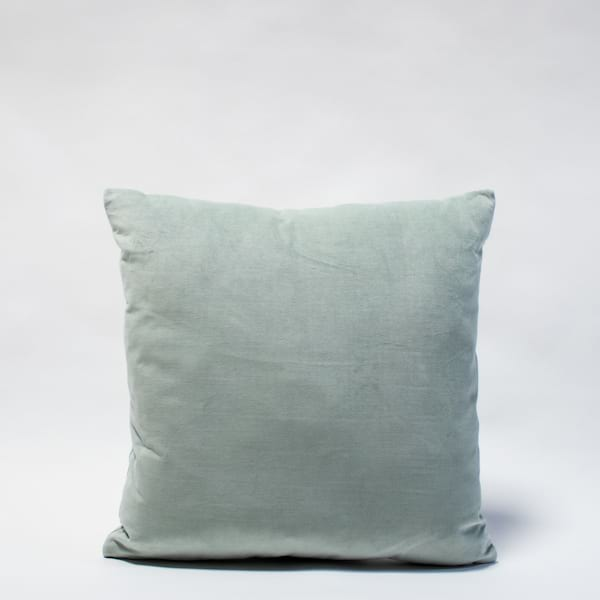 PIllow // Jadeite Velvet