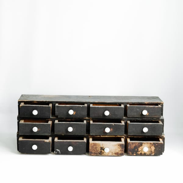 Doctor's Drawers