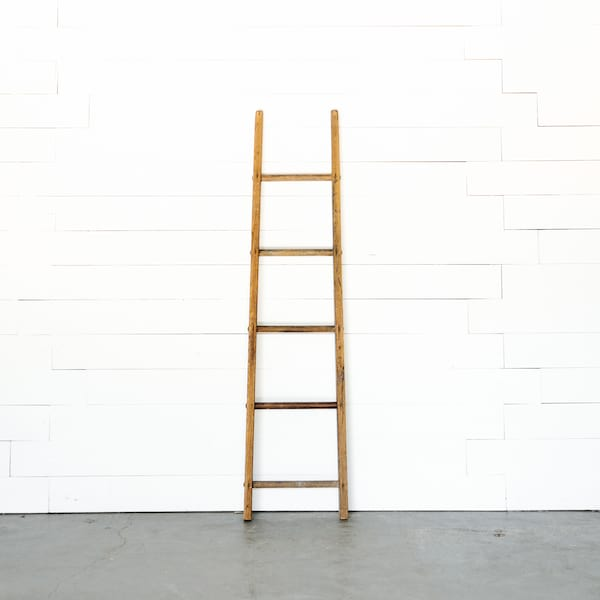 Robinson ladder // five rung