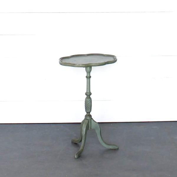 Olive Side Table