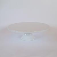 White Porcelin Pedestal