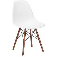 Chair, White Pyramid