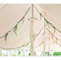 Tent Lighting, Center Pole Wash + Dimmer