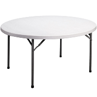 Table, Round 60
