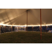 Tent Lighting, Perimeter