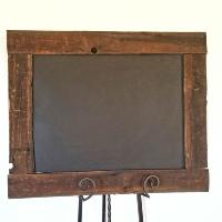 Barn Wood Chalk Board