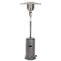 Patio heater w/ propane