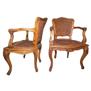 Cosette French Cane Chairs