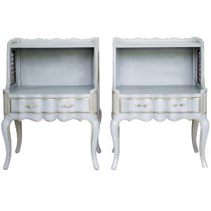 Sutton French End Tables (pair)