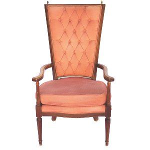 Daphne Pink Chair