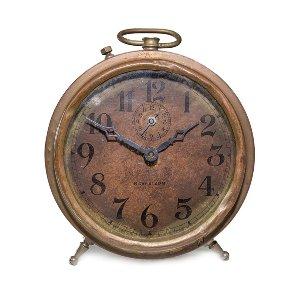 Rusty Vintage Clock