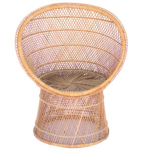 Oliver Rattan Chair
