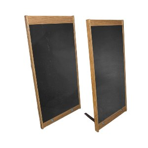 Large Standing Chalkboard