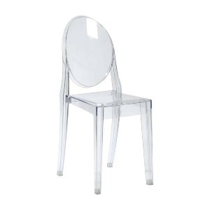 Julia Ghost Chairs