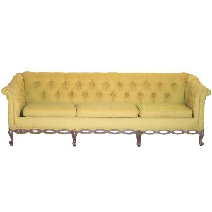 Amberlin Club Sofa