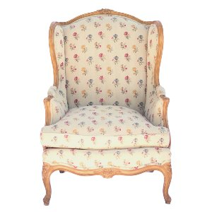 Emily Wingback Chair