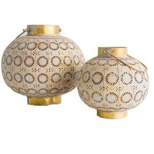 Moroccan Lantern Set