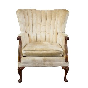 Nathaniel Channel-Back Chair