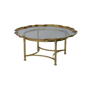 Thatcher Brass Coffee table