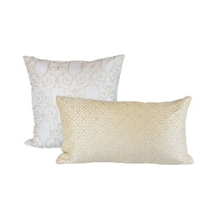 Gold Pillow Set