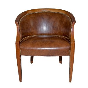 Bernard Leather Chair