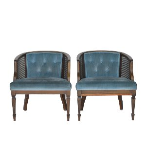 Avery Blue Chairs