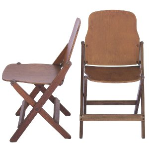 Dudley Folding Stadium Chairs