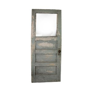 Farmhouse Door with Window