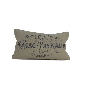 French Lumbar Pillow