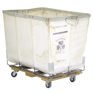 Shamrock Industrial Laundry Cart