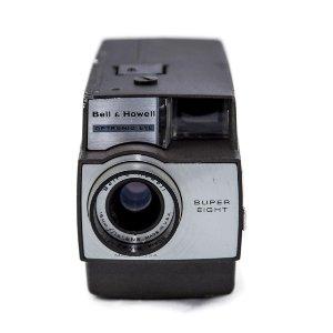 Super 8mm Camera