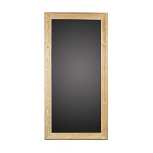 Large Wood Framed Chalkboard