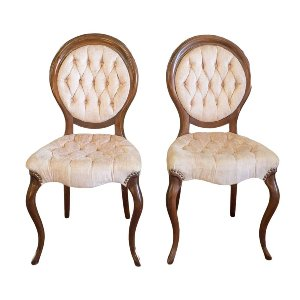 Primrose Tufted Chair