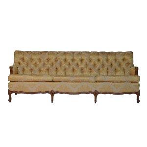 Alexia Gold Sofa