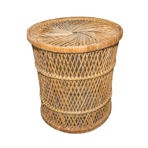 Cammie Wicker Table