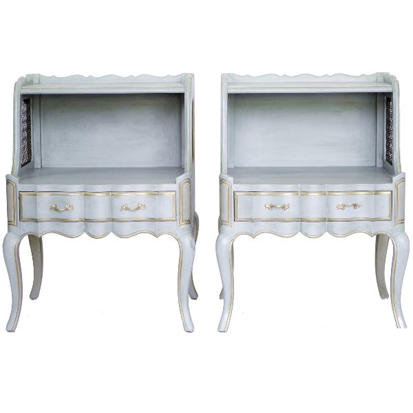 French End Tables (pair)